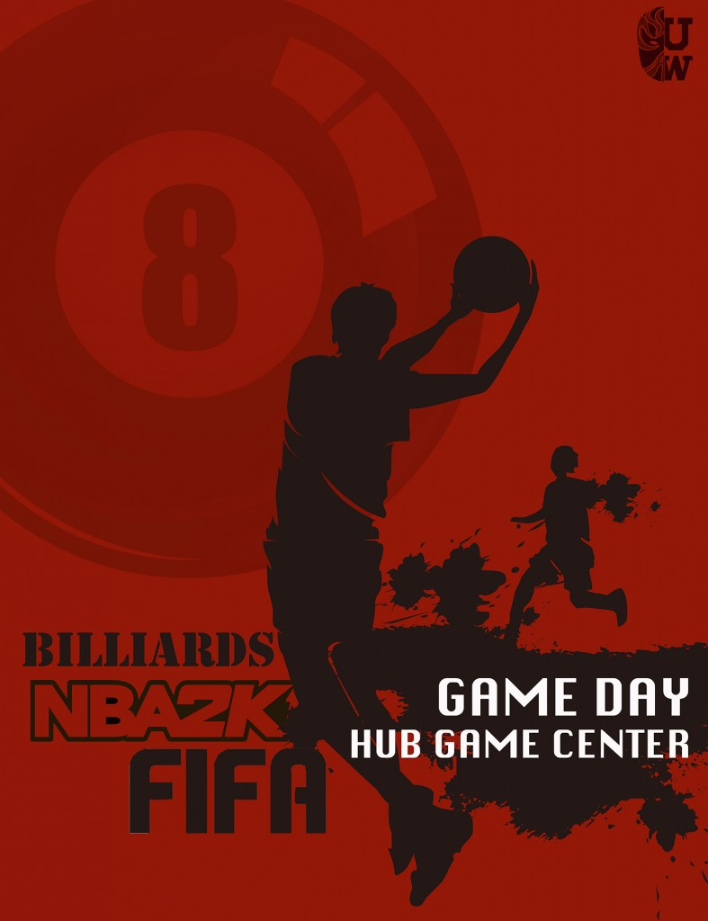 game day poster low