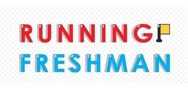 running freshman logo